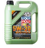 Liqui Moly 5W-30 SN/СF MOLYGEN NEW GENERATION 5л (HC-синт.мотор.масло)